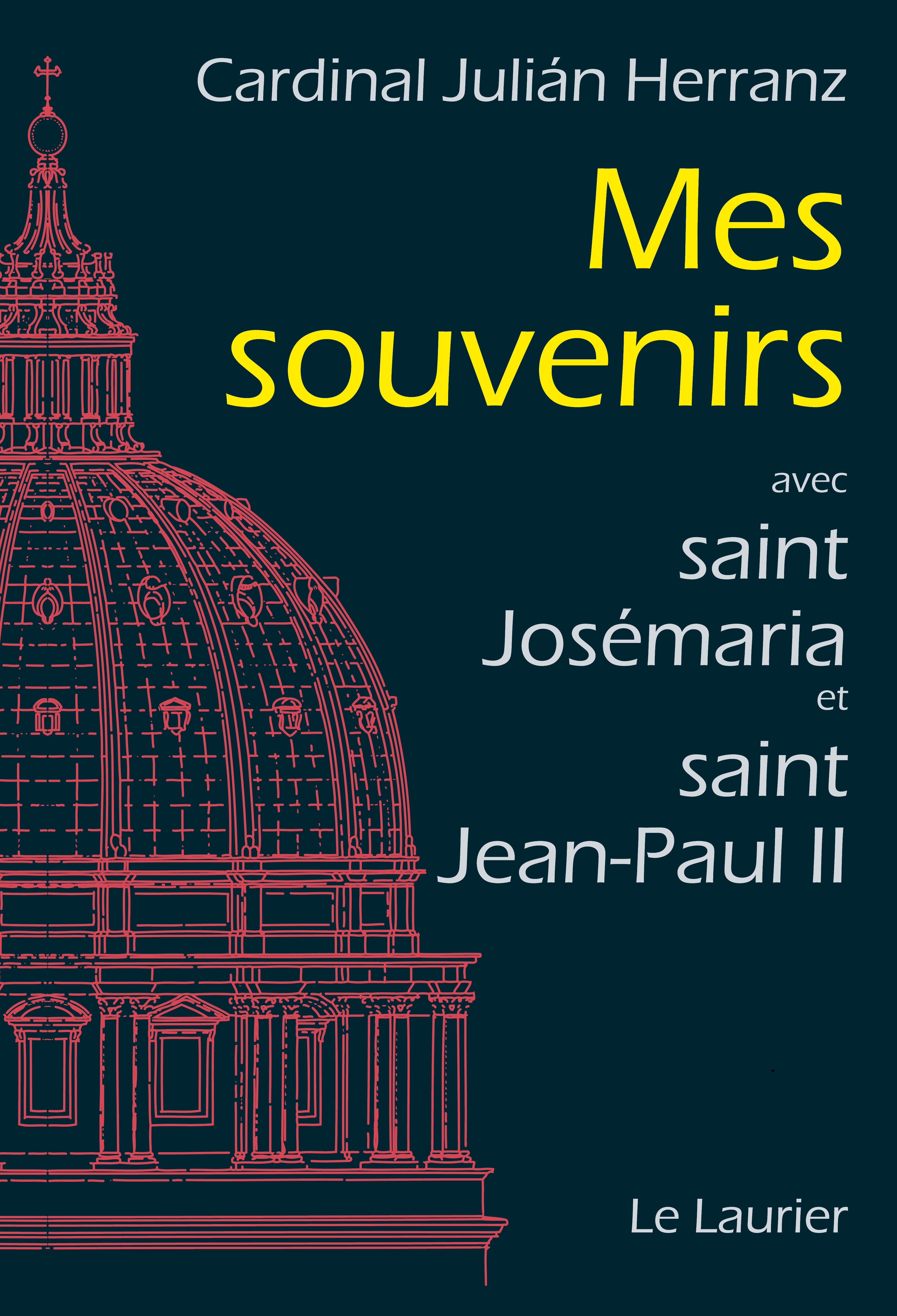 Mes souvenirs avec saint Josémaria et saint Jean-Paul II